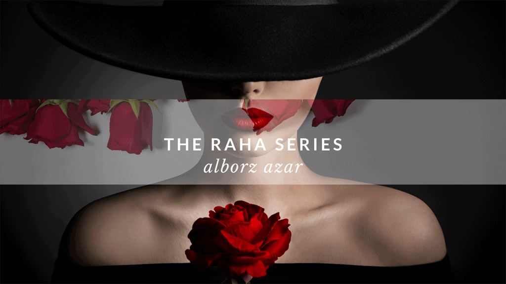 The Raha Series Banner