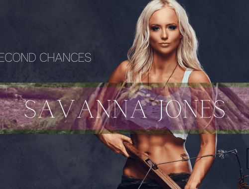 SAVANNA JONES SERIES