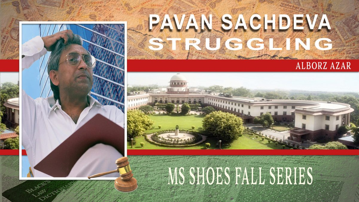 Pavan Sachdeva - MS Shoes Fall Series